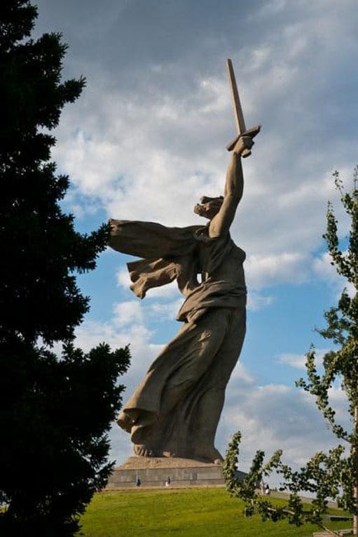 mother russia sword