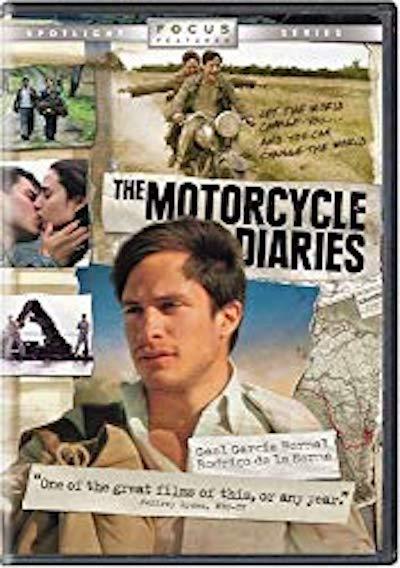 adventure best travel movies | motorcycle diaries