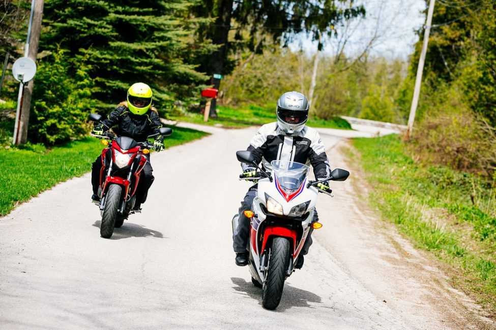 Motorcycle Gear, looking good while staying safe