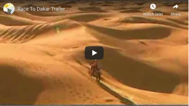 race to dakar | motorcycle documentary