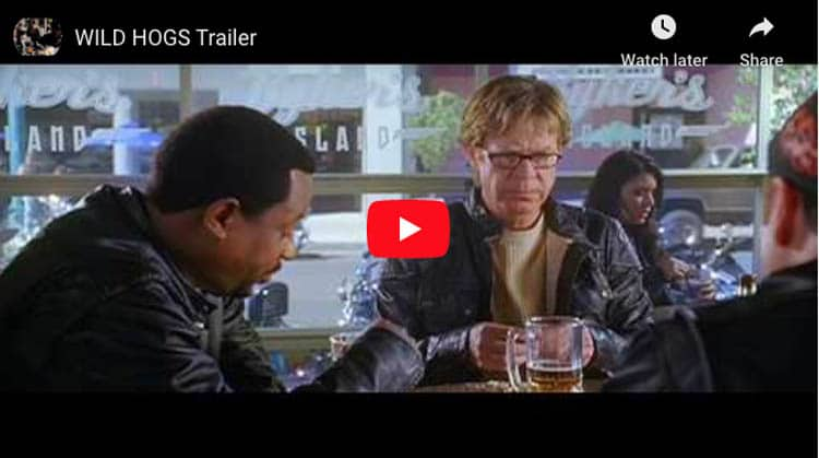 motorcycle movies | wild hogs