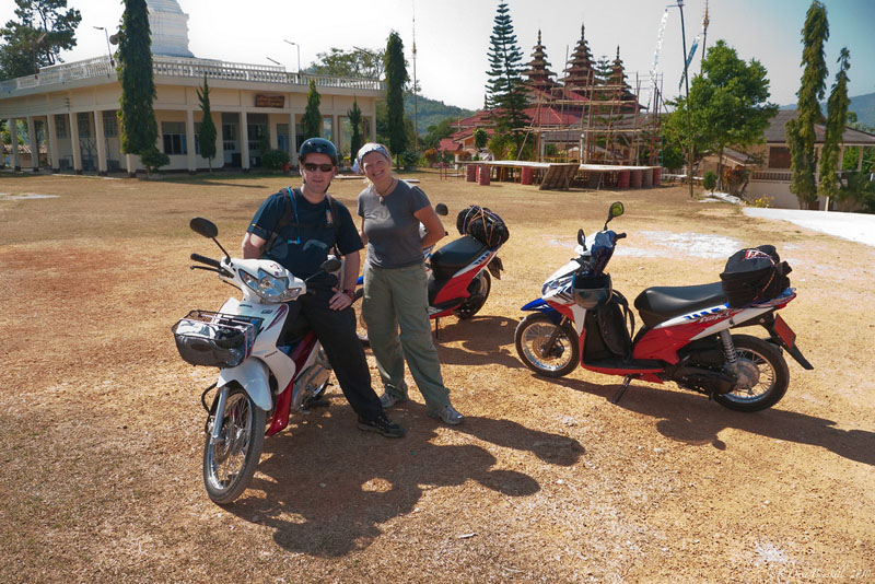 Motorcycle School in Northern Thailand | The Planet D