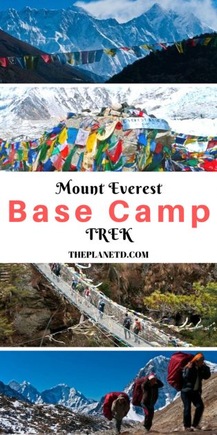 complete guide to the everest base camp trek