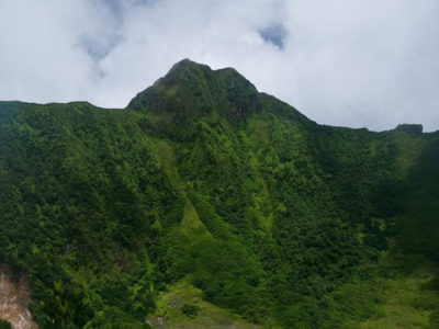 Mount Liamuiga Volcano Hike in St. Kitts