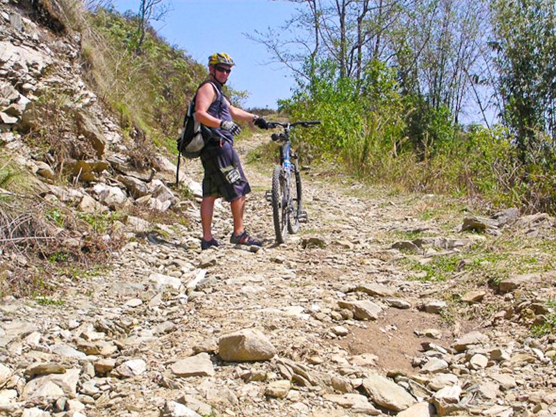 pokhara trail
