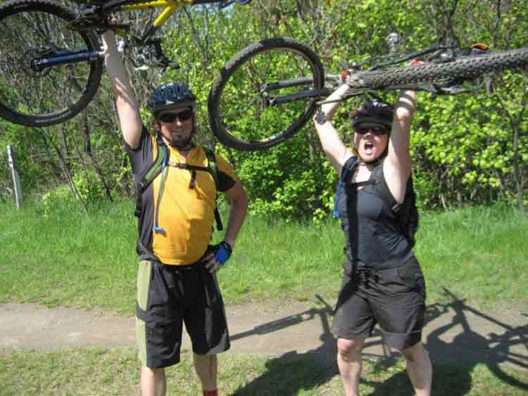 hardwood hills best mountain biking in canada