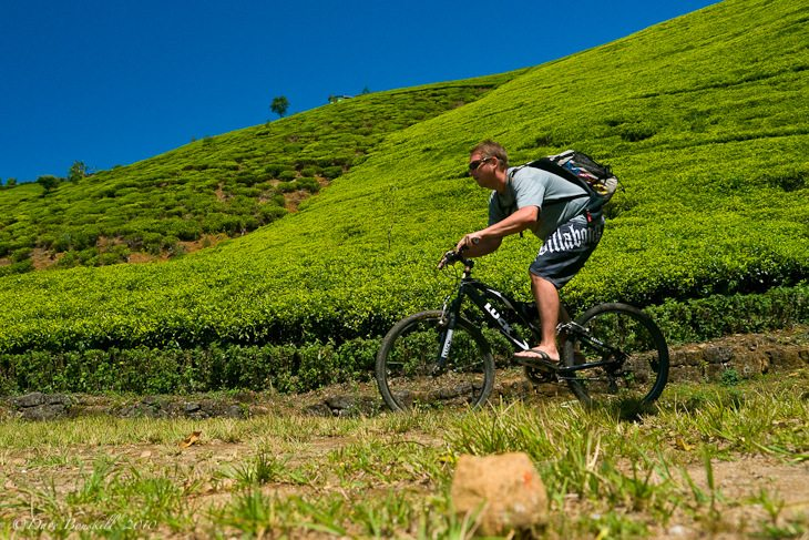Mountain Biking in Sri Lanka…Sort of