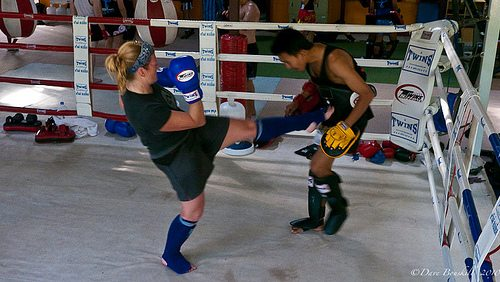 Muay Thai Week Two, Will We Make it?