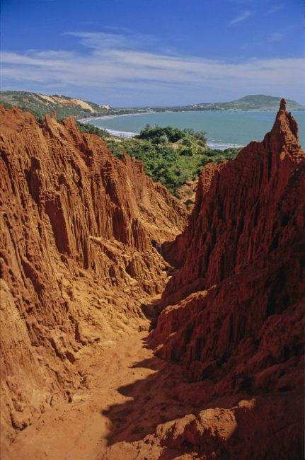 Vietnam's Grand Canyon in Mui ne