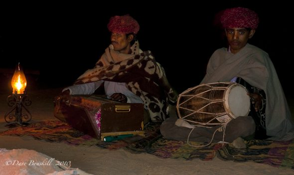 Musicians of the Maharajas of Rajasthan