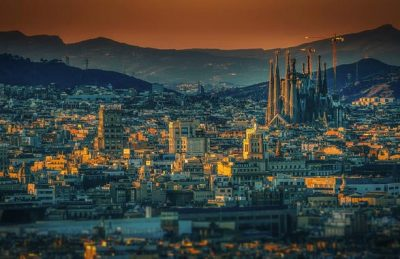 cities in spain to visit right now | barcelona