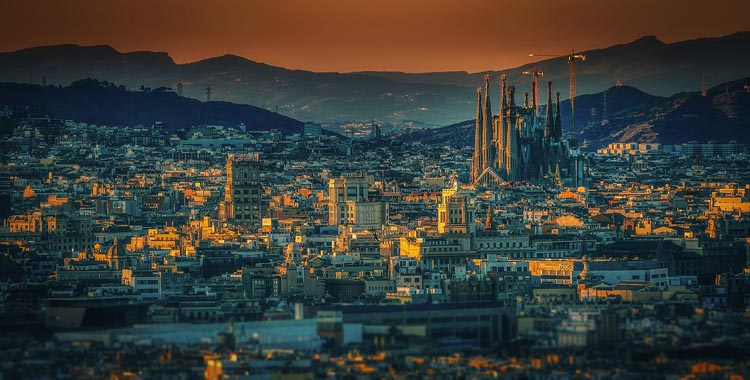 cities in spain to visit | barcelona