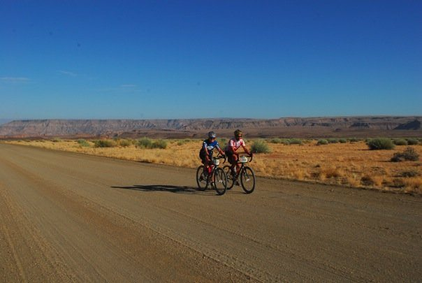 couple-cycling-namibia