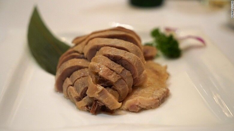 what to do in nanjing china | eat salted duck