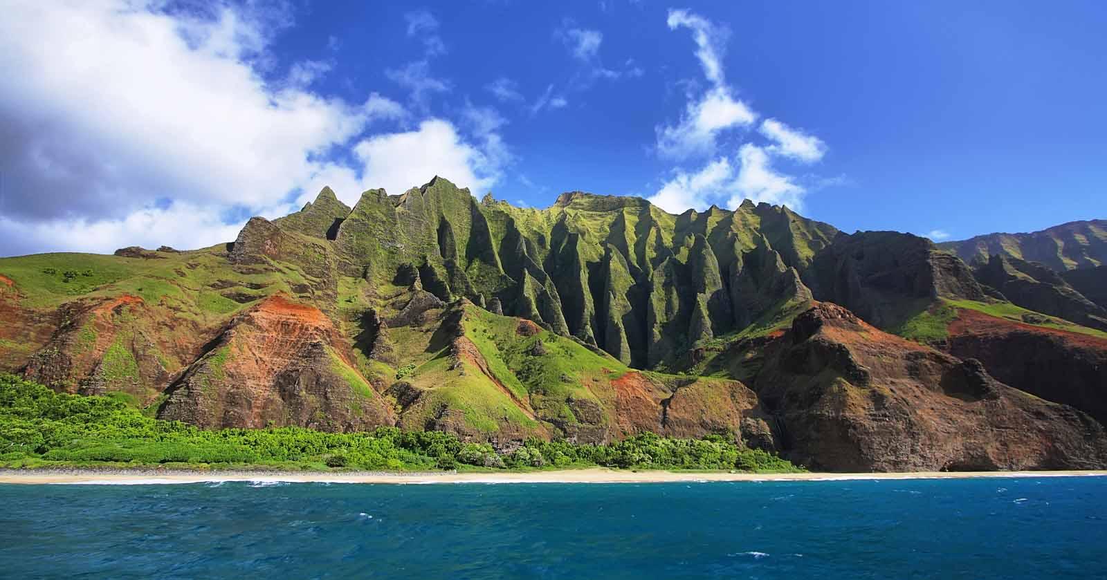 best hiking on kauai napali coast