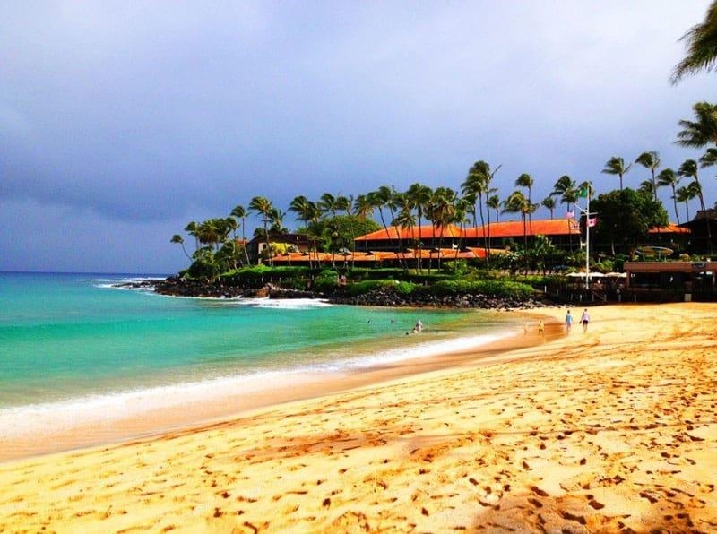 Napili Kai Maui Beach