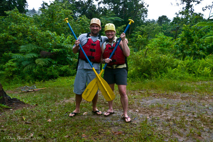 navua river paddles