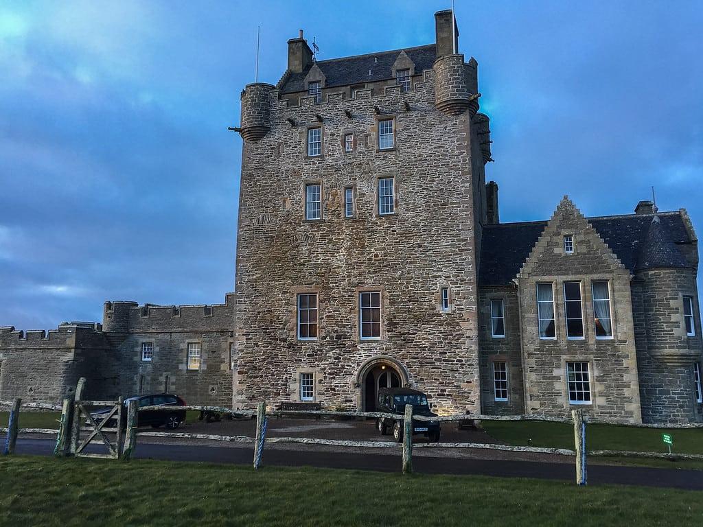 Ackergill Tower Scotland