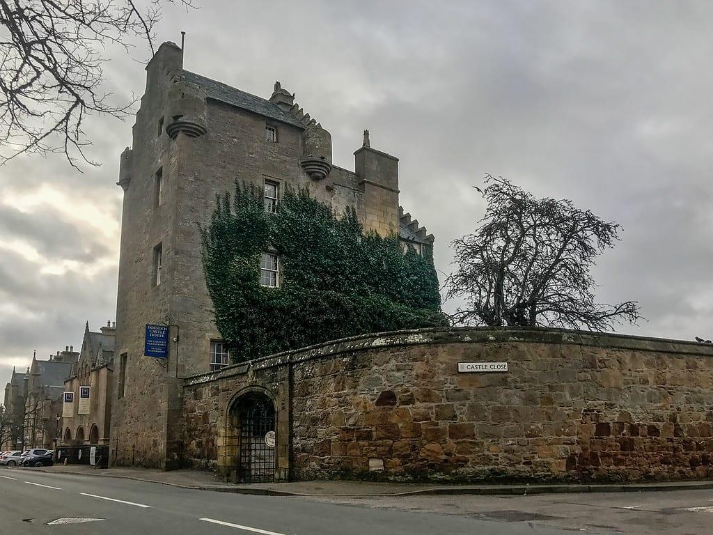 dornoch castle dornoch
