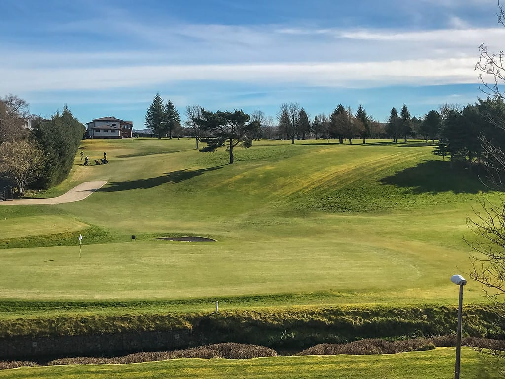 kingsmills hotel golf course inverness