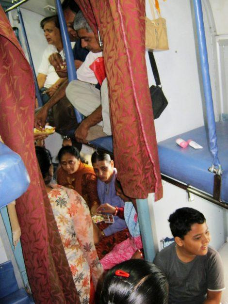 train ride nepal