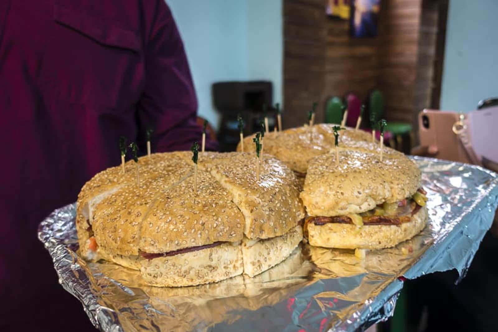 muffaletta sandwiches in new orleans