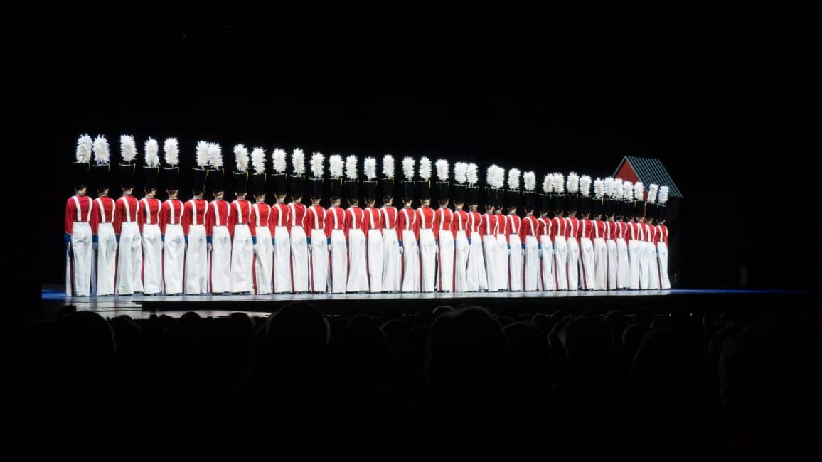 rockettes in new york city at christmas