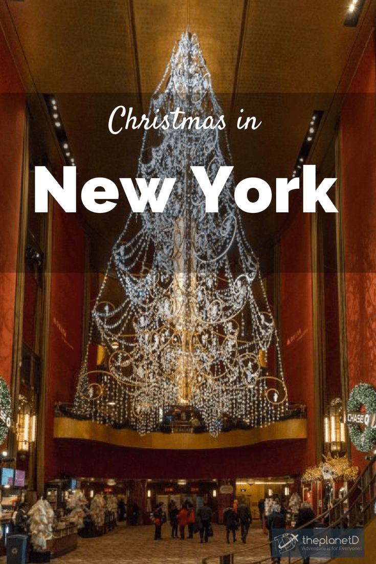 New York City Christmas - 10 Great Things to See in the City
