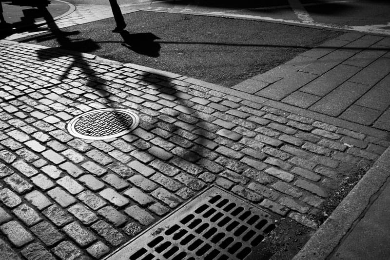 new york city photography gutter