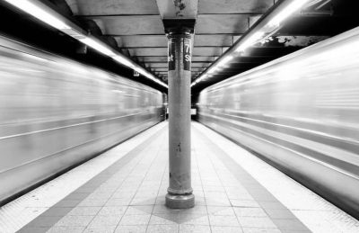 new york city photography subway