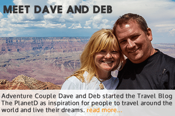 Dave and Deb The PlanetD