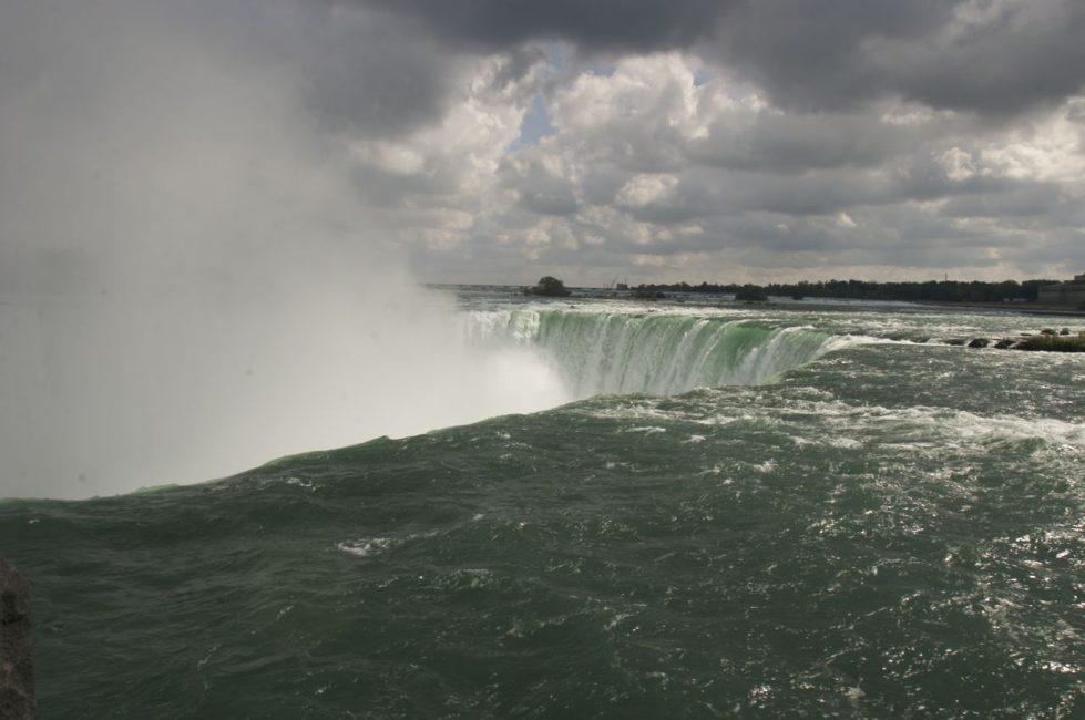 Horseshoe Falls Niagara Attraction