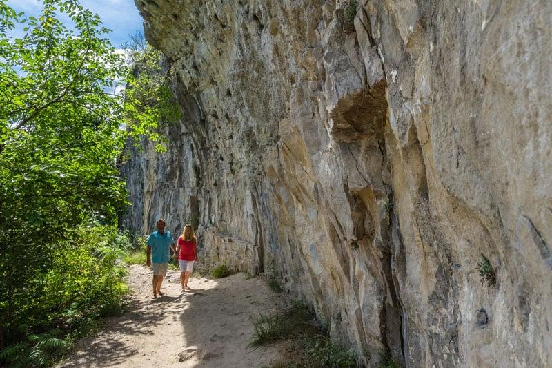 niagara falls road trip trail