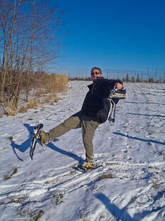 dave snowshoe