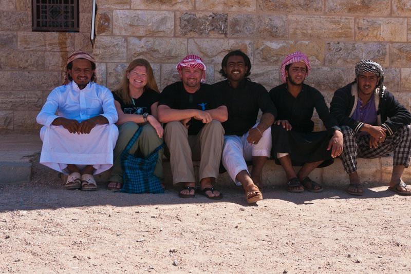 nomadic life group