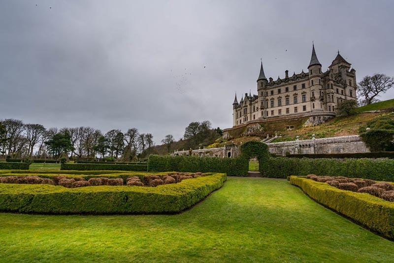 donrobin castle scotland