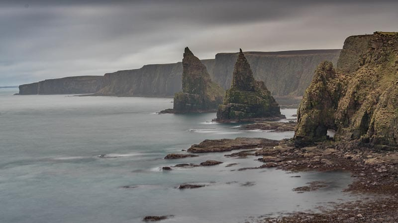 duncansby head northern scotland
