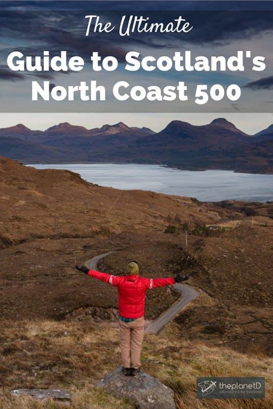 north coast 500 Pinterest