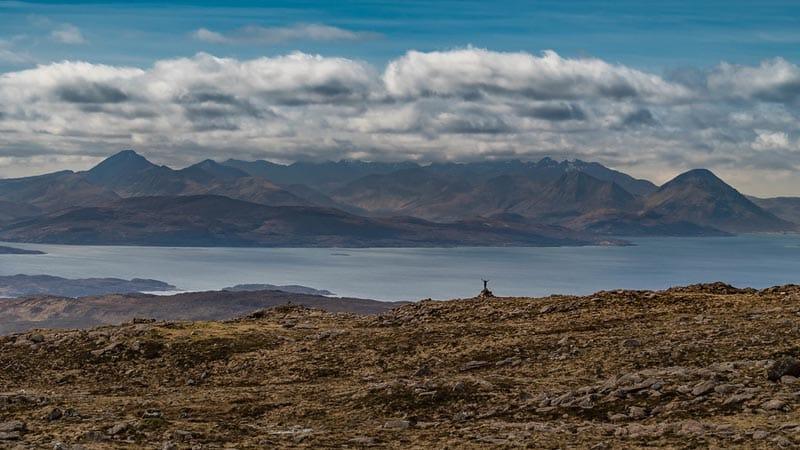Baelnabach Pass Scotland