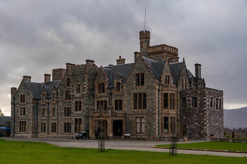 Duncraig Castle Scotland