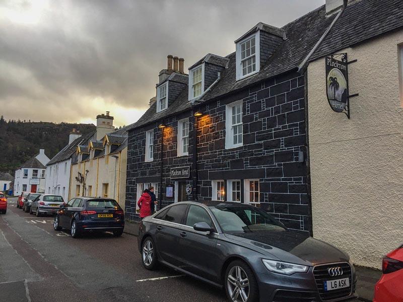 Plockton Hotel Scotland
