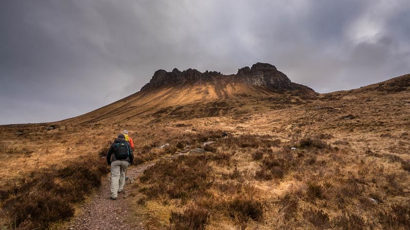 Stac Pollaidh Scotland