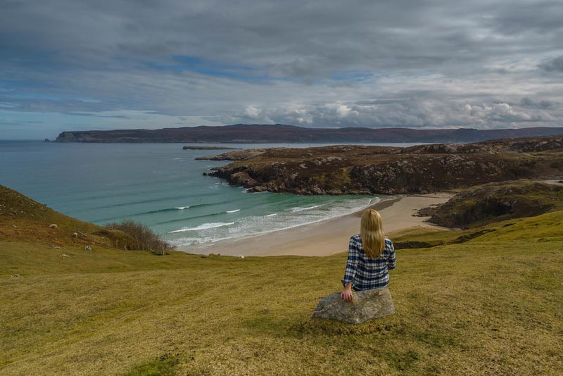 northern beach scotland