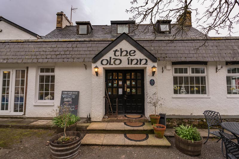 old inn gairloch scotland