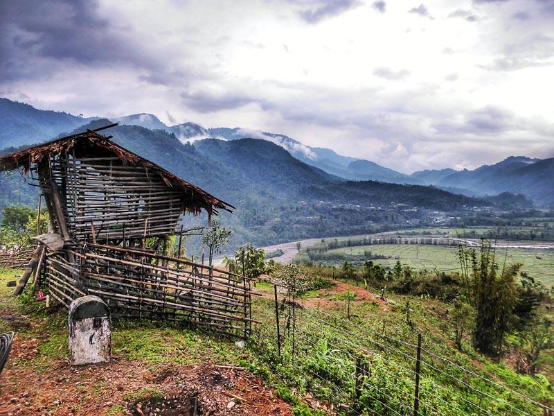 unspoiled scenery of arunachal pradesh