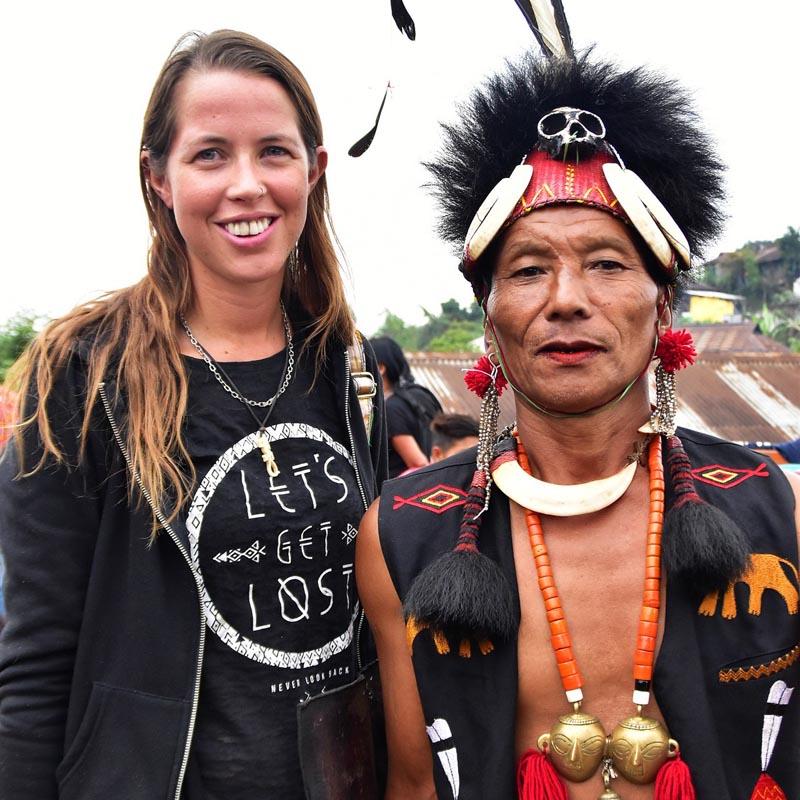 headhunters of northeast india