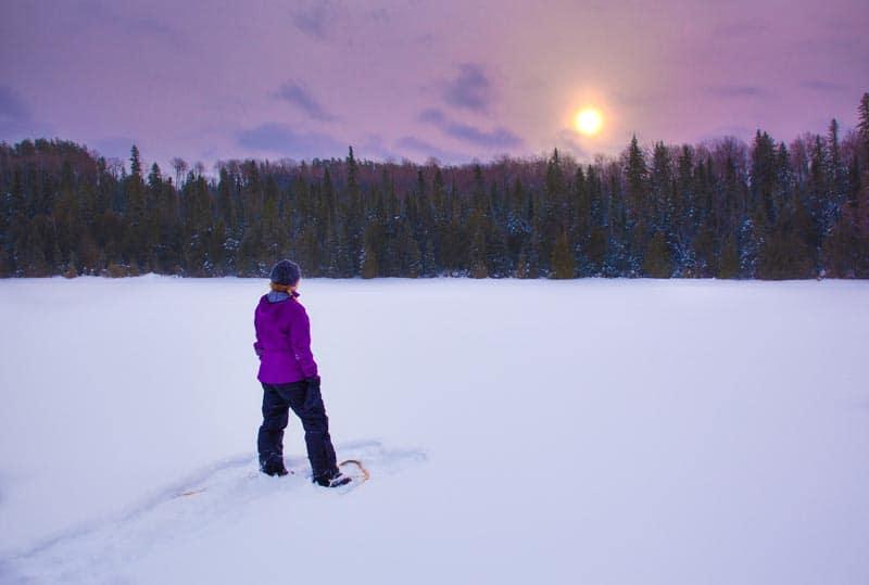 northern canada travel