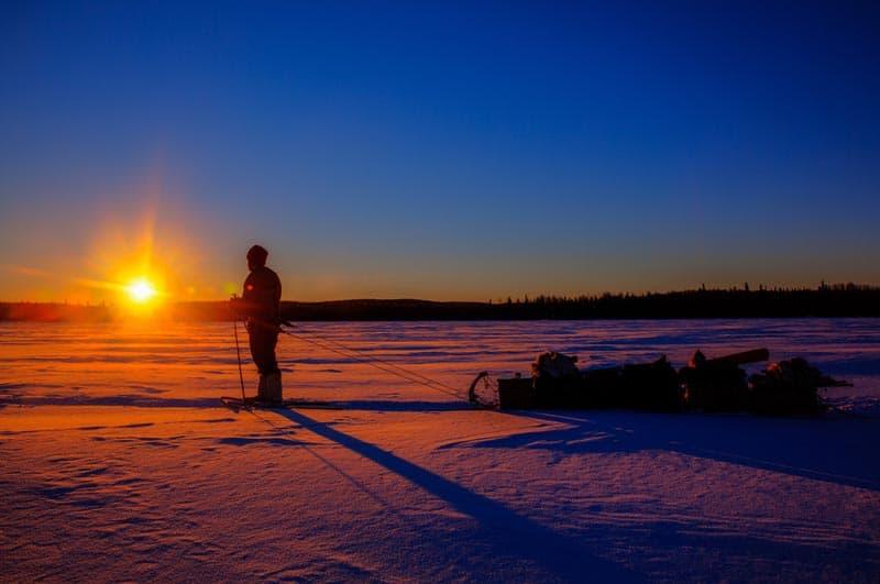 Ontario North Winter