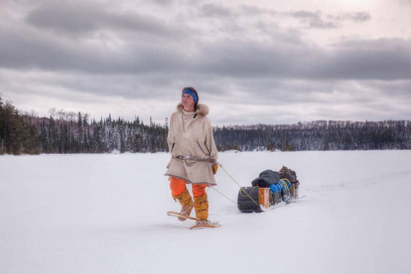 northern ontario lure of the north trek