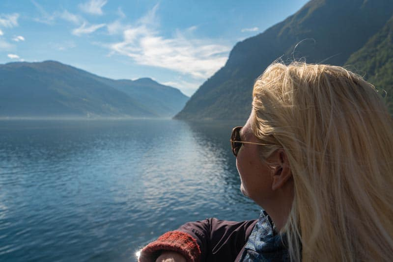 fjord cruise deb